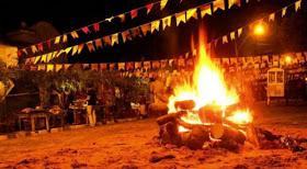 Prefeitura de Pitimbu proíbe fogueiras e vendas de fogos de artifícios